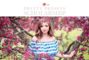Pretty Lightroom Presets Scholarship Program