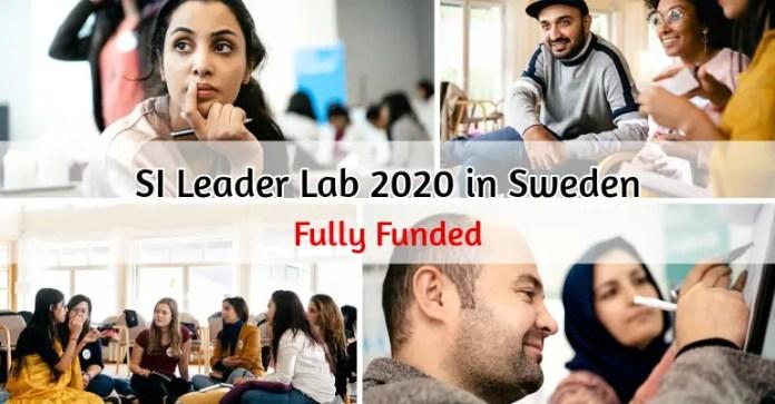 Image result for Funded Swedish Institute Leader Lab Program in Sweden 2020