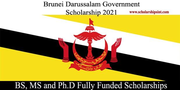 Brunei Government Scholarship 2021 copy