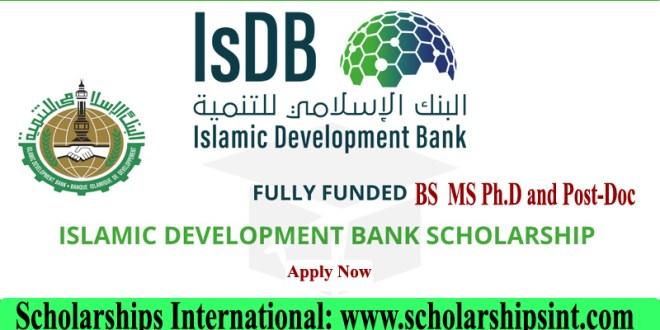 Islamic-Development-Bank-Scholarship