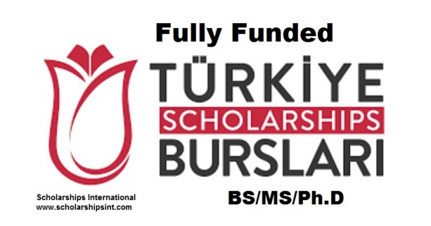 Turkey Government Scholarship 2021