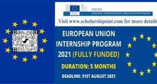 European Internship 2021