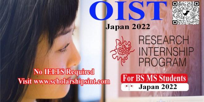 OIST Japan 2022