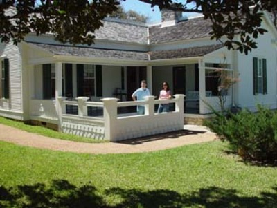 Lbj Childhood Home And Ranch Virtual Tours Grand