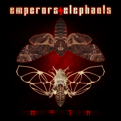 """""""Moth"""" by Emperors And Elephants: Outpouring of Emotions Into This Effort!"""