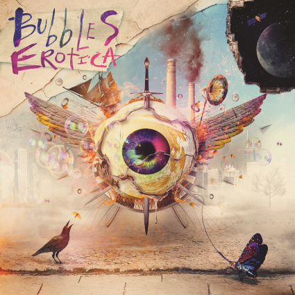 May 9th, Don't Sleep on Bubbles Erotica!