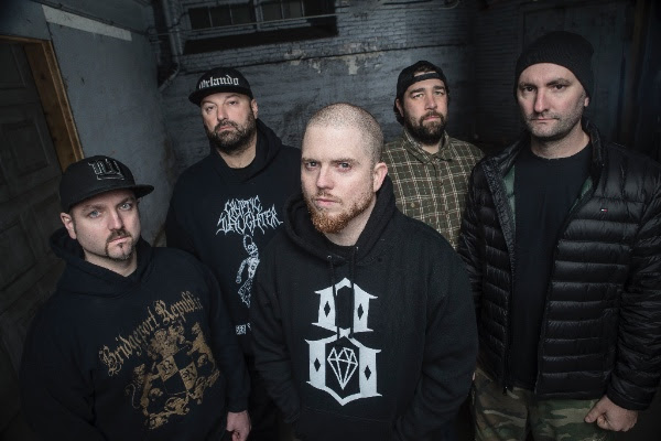 Madness To Creation Sounding Off:  Looking Back at 2017 Warped Tour Part One:  Featuring Hatebreed!