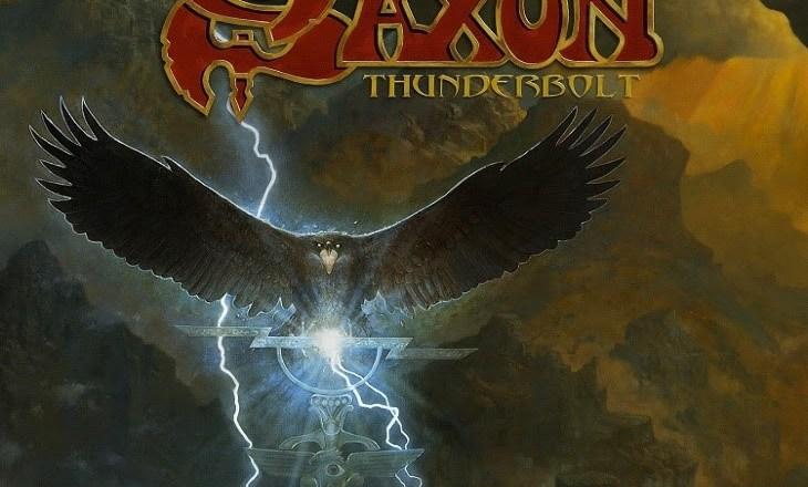 """Thunderbolt"" by Saxon, like fine wine…"
