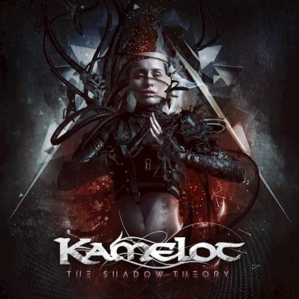"""""""The Shadow Theory"""" by Kamelot, sweeps you away!"""