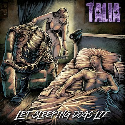 """(EP Review) """"Let Sleeping Dogs Lie"""" by Talia"""