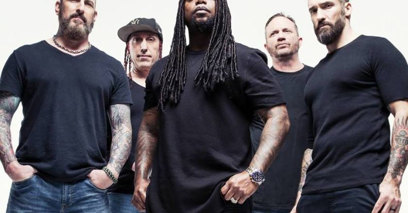(Concert Review) SEVENDUST Live at The Paramount in Huntington, New York (2/13/2019)