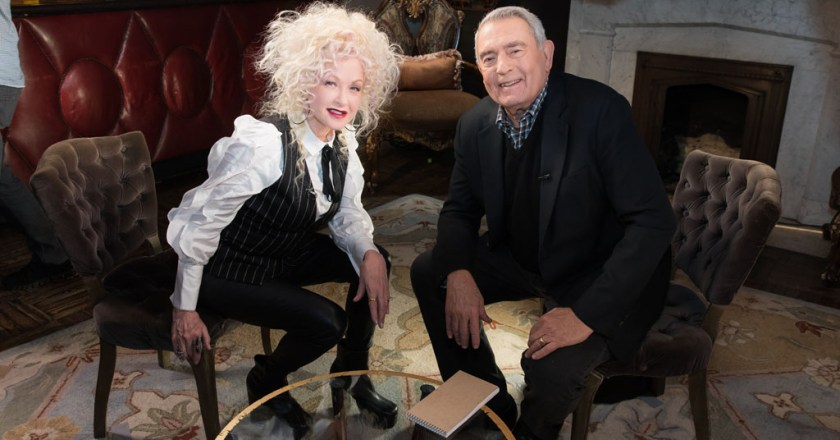 """CYNDI LAUPER to Appear on """"The Big Interview"""" with DAN RATHER this Tuesday on AXS TV!"""