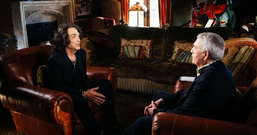 """Paul Stanley of KISS to Appear on """"The Big Interview"""" with Dan Rather this Tuesday on AXS TV!"""