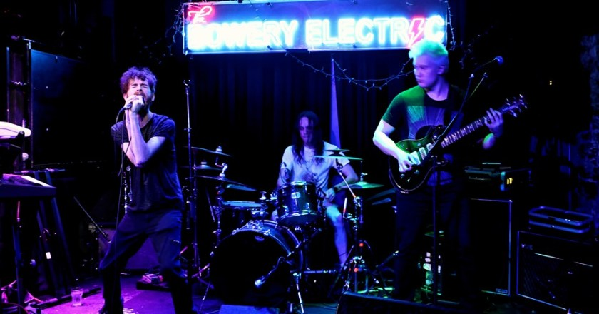 (Concert Review)  FEYER Live at The Bowery Electric in New York, New York (4/14/2019)