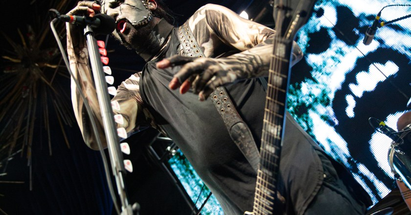 """(Concert Review) """"20th Anniversary Wisconsin Death Trip Tour"""" featuring STATIC-X Live at Sony Hall in New York, New York (11/24/2019)"""