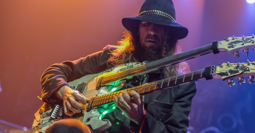 (Concert Review)  SONS OF APOLLO Live at Gramercy Theater in New York, New York (2/6/2020)