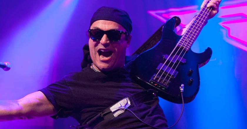 """Juan Croucier of RATT Looks Back on the Atlantic Record Years and """"That GEICO Commercial"""" with Mark Dean of Madness To Creation"""