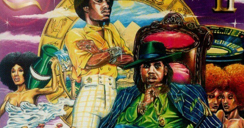 """(Album Reviews)  Day 4 of Black History Month:  MTC Getting Educated """"Aquemini"""" by OUTKAST"""
