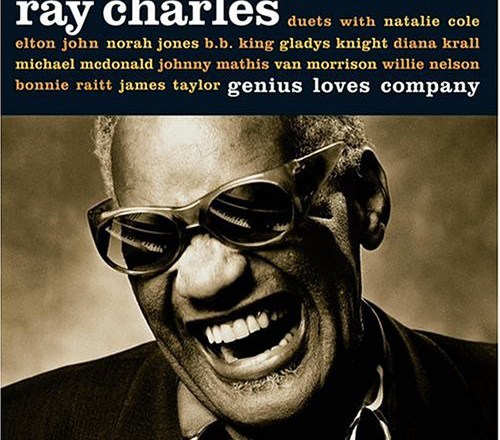 """(Album Review) """"Genius Loves Company"""" by RAY CHARLES"""