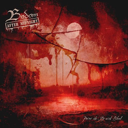 """(EP Review) """"Paint The Sky With Blood"""" by BODOM AFTER MIDNIGHT"""