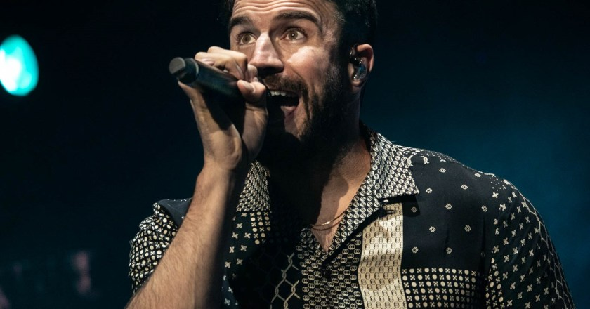 (Concert Therapy Reviews):  SAM HUNT with JACKIE LEE Live at MUSIKFEST at Wind Creek Steel Stage in Bethlehem, Pennsylvania (8/7/2021)