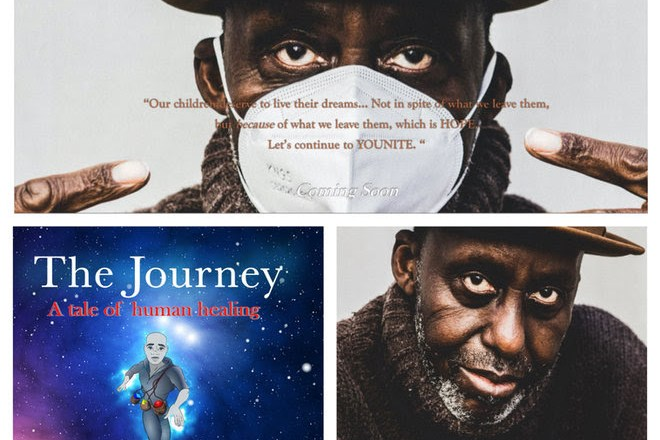 Esteemed Actor/Author/Poet BILL DUKE Launches YouNite Network & Releases Two Empowering Books