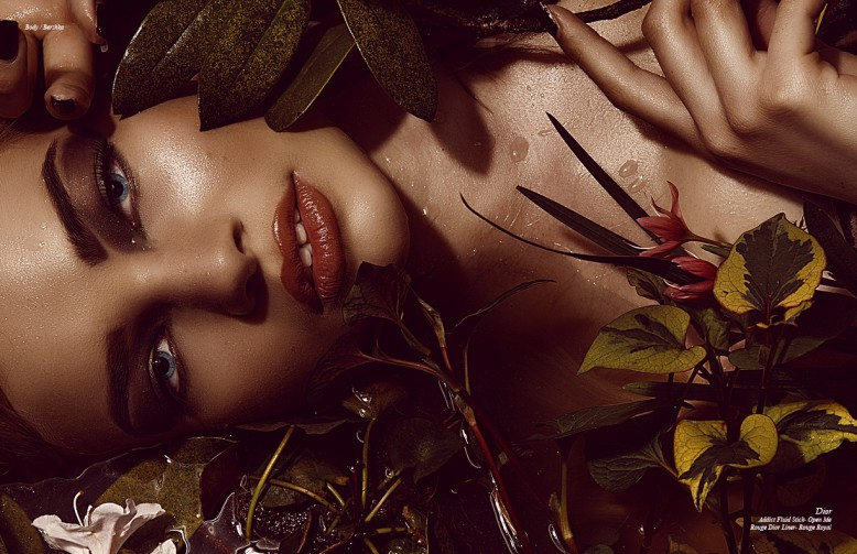 Body / Bershka Dior Addict Fluid Stick- Open Me  Rouge Dior Liner- Rouge Royal