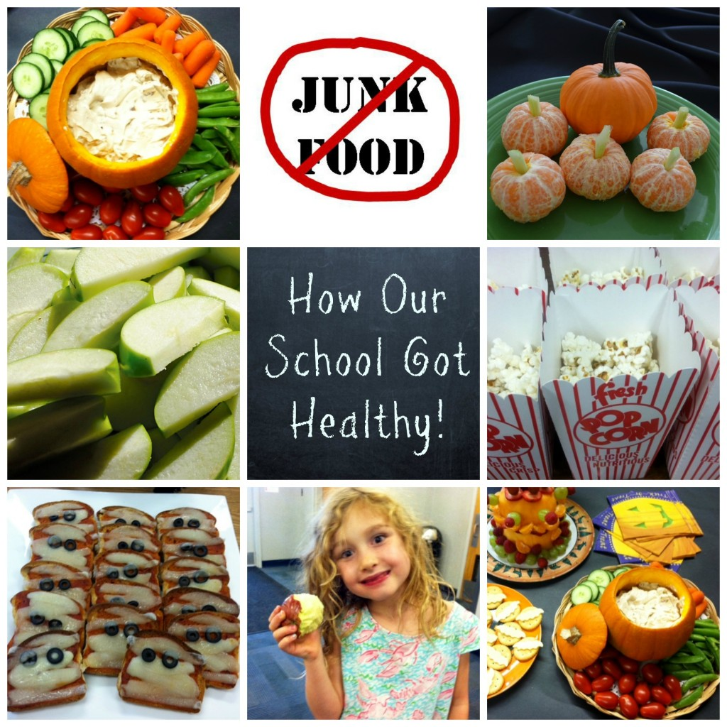 Frustrated By Junk Food At Your Child S School How I