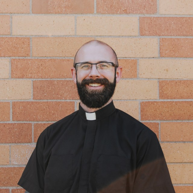Fr. Nathan LaLiberte