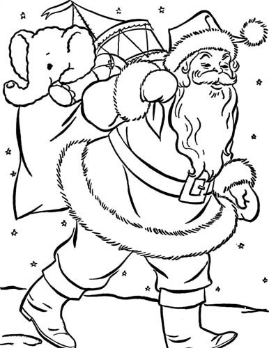Free Christmas Math Worksheets For Kids #5