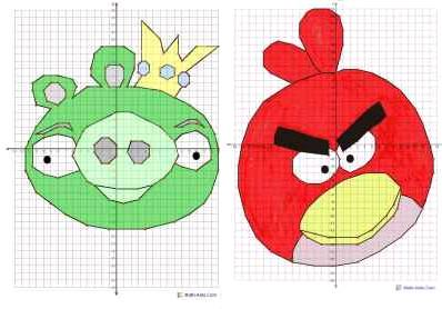 Fun Graphing Worksheets #1