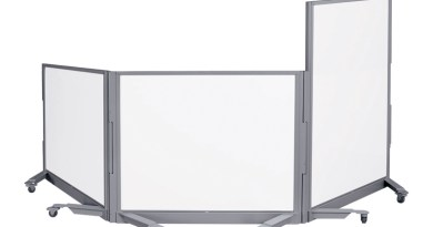 Ballistic-Resistant Classroom Whiteboards