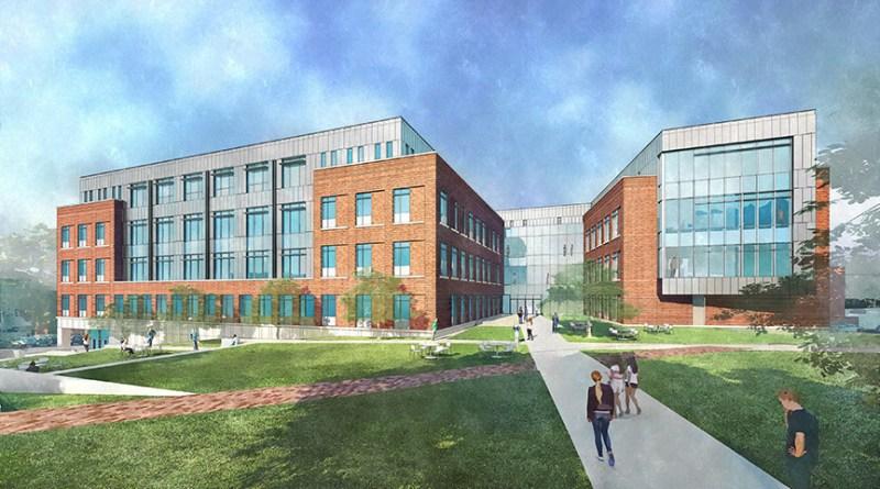 UNCG Announces Construction of New Nursing Building