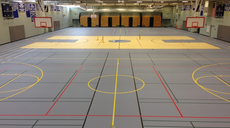 Balancing Recreational Performance and Versatility with Synthetic Sports Floors