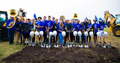 New Junction City High School Breaks Ground in Kansas