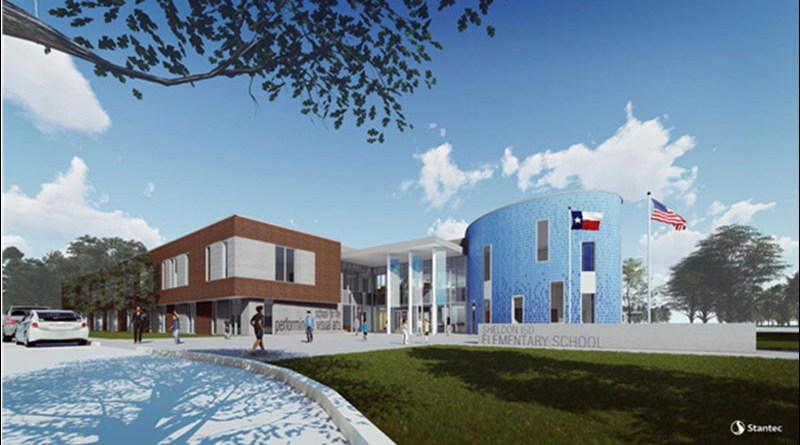 Sheldon ISD Breaks Ground on New Performing and Visual Arts School