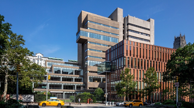 New Milstein Center at Barnard College Targets LEED Silver