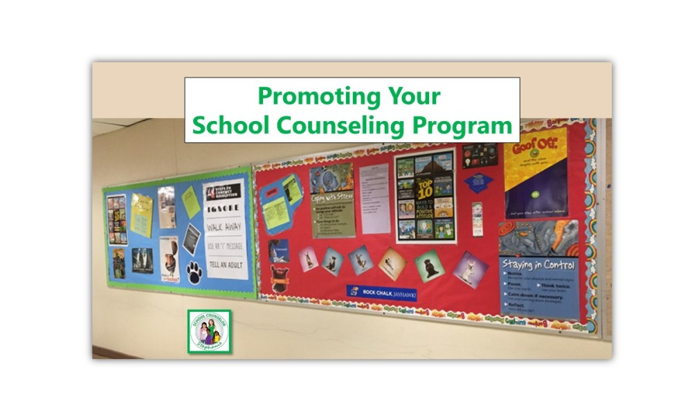 Presenting Your School Counseling Program
