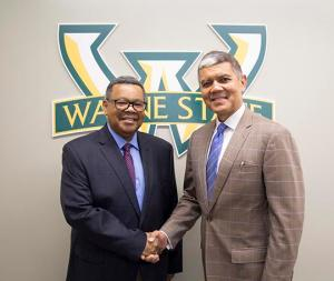 Wayne State University and Schoolcraft College articulation agreement