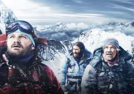 """Image from gold poster.com """"Everest"""" captivates audiences and sends a chill down their spines."""