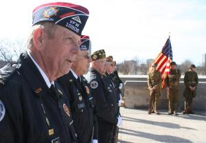 image from KIBA.org The United States of America does not sufficiently address veterans' needs, which needs to be changed.