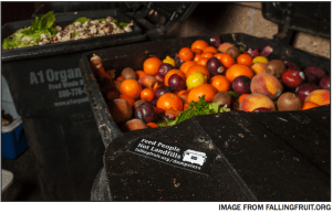 According to endhunger.org Americans waste 133 billion pounds of food a year.