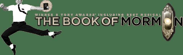 Book of Mormon musical logo