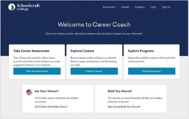 Career Coach Snip