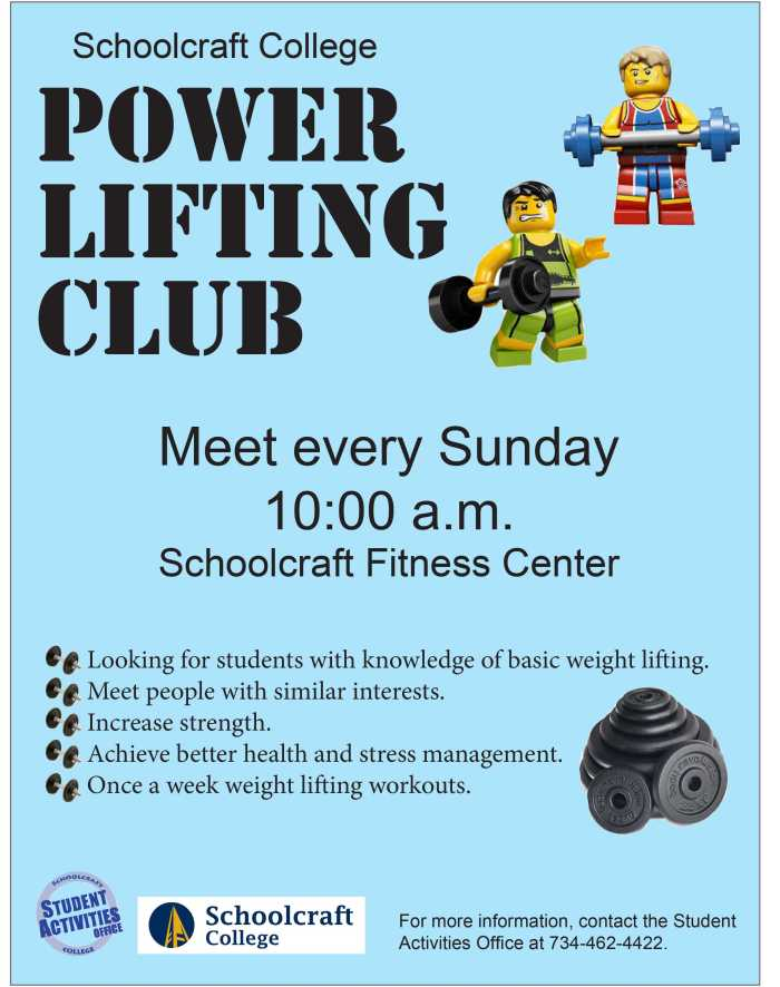 Power Lifting Club