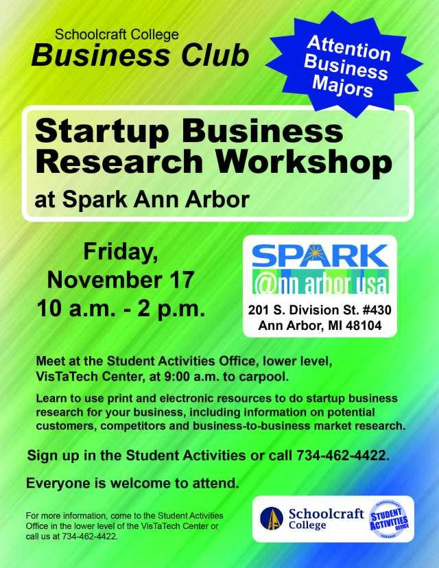 Spark Ann Arbor Business Club