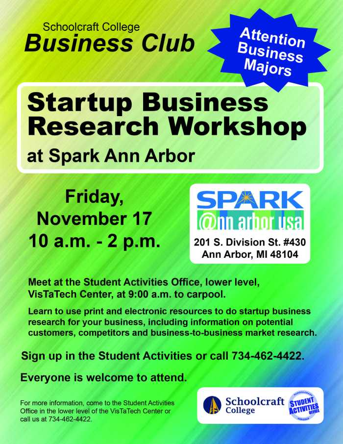 Spark Ann Arbor Business Club