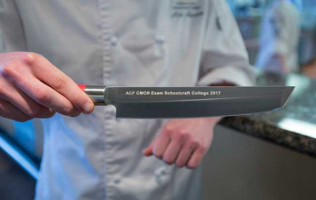 ACF Knife