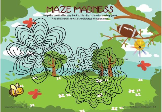 Maze Madness