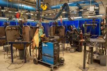 Welding lab equipments